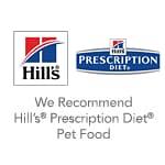 badges and logos - we recommend hillspet prescription diet food